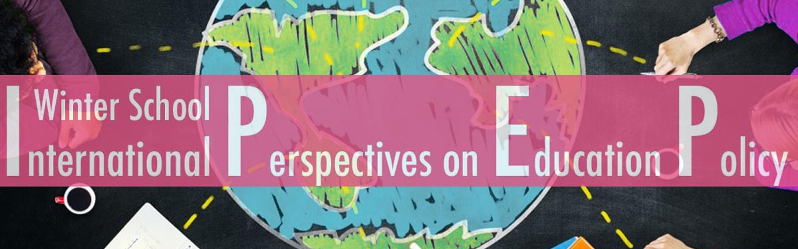 Winter School  IPEP – International perspectives on Education Policy